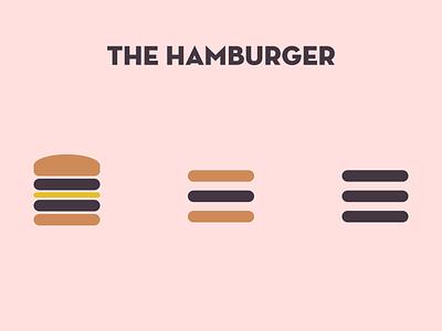 The Hamburger icon hamburger menu hamburger