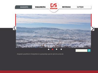 Web sitesi arayüz tasarım dizayn art website arayüz webdesign website design