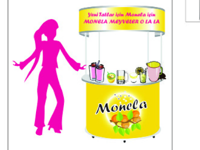 meyvesuyu stand slogan stand font çizim food mockup psd branding illüstrasyon etiket ai vector tasarım art fruit illustration
