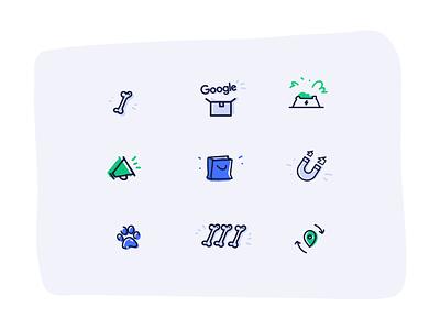 Icons icons marketing
