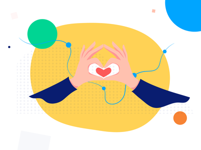 wpDataTables Addons & Features colors hands adobe adobe illustrator heart hand heart love science ok hand thumbs up great flat vector illustration