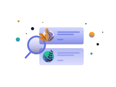 Invoice Quick Filter Search filter plant search invoicing invoice quick illustration design illustration fintech