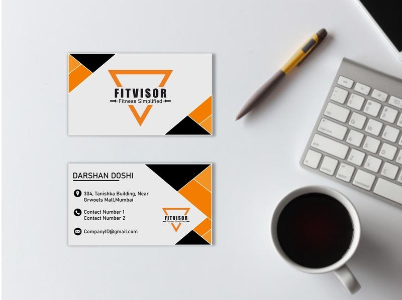 Business Card Design branding illustration logo design business card