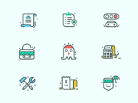 Traffic-Icons