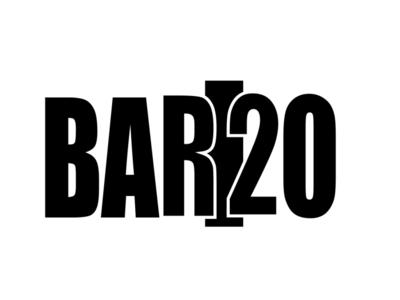 BAR 20 Logo illustrator logo branding logos branding logo design logo