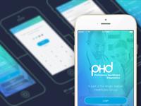 PHD Labs App