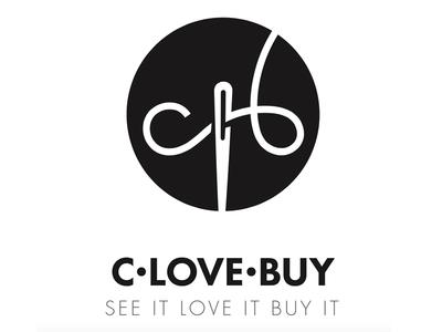 C.Love.Buy branding web design fashion ecommerce website