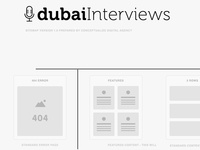 Dubai Interviews Sitemap