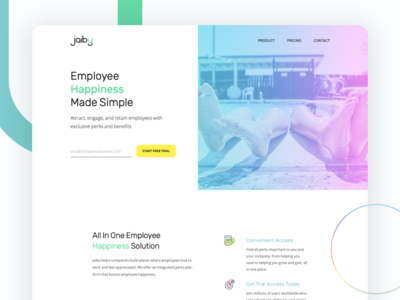 Jaiby, corporate loyalty program