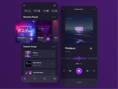 Music Player music player app music player ui music player music app music application application ui app ui ux ui