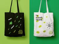 KVB shopping bags