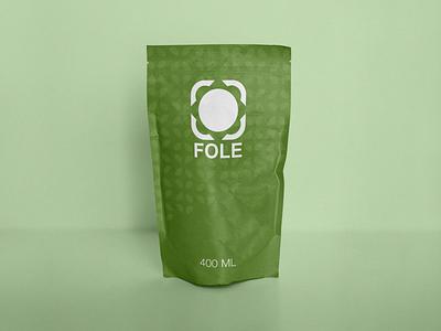 Fole Coffee fole coffee logo branding background design