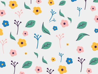 Flower illustration flower illustration floral background floral design floral illustration illustration floral rainbow pastel flower