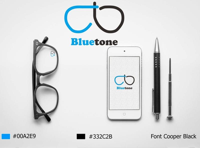 """Bluetone"" Design Logo branding design brand identity brand design brand upload logotype logo design illustration typography minimal branding logodesign logos logo product design branding design"