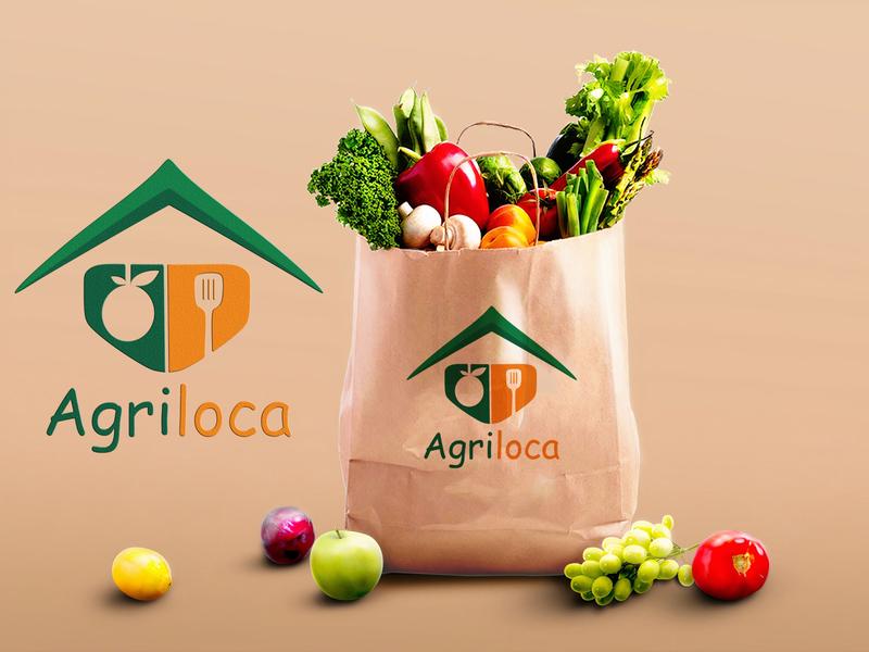 """Logo Design """"Agriloca"""""""