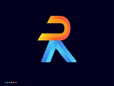 Letter R + U logo logo mark logo maker gradient logo minimalist logo letter u logo letter r logo logo design branding lettermark abstract logotype app icon agency logo ux illustration dribbble best shot logo designer opqrstuvwxyz abcdefghiklmn logos logodesign