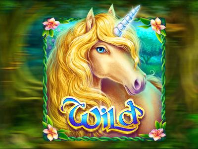 The Unicorn as a WILD symbol