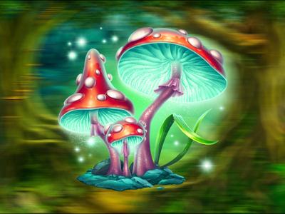 The Mushrooms as a slot symbol slot game graphics slot machine graphics slot game art slot machine design slot art mushrooms design slot symbol design slot symbol art amanitas symbol amanitas mushrooms symbol mushrooms slot design game design game art