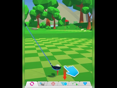 How to Play  - Display Screen mobile game development mobile game developer mobile game graphics mobile game design mobile game art mobile game casual game social game golf themed game golf game slot design game design game art