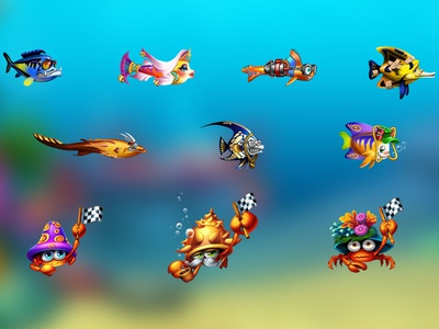 Another Ocean symbols 🌊🌊🌊 slot symbol development slot symbol developers symbols design ocean illustration ocean slot sea symbols ocean symbols symbol art symbol design fishes symbol fish symbol fish slot machine gambling slot design game design game art