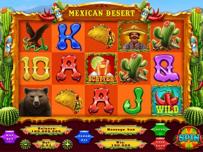 Mexican Themed slot game reels slot machine art slot machine graphics slot graphics slot game developer ui developer ui development ui design art ui slot design ui design slot game graphics slot game reels game reels reels slot design game design game art