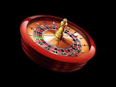 A Roulette Wheel casino symbols design casino symbols art casino symbols casino roulette casino design roulette development roulette art roulette design roulette digital art graphic design gambling casino online slot design game design game art