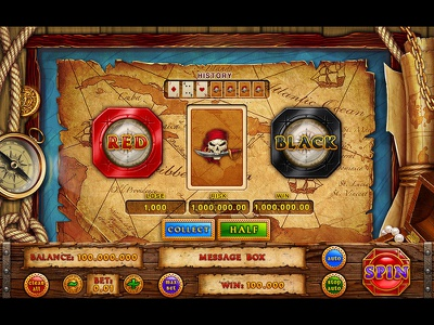 Gamble game for the Pirates slot machine gambling art bonus design bonus round bonus game slot symbols design gamble game gamble design game slot digital art graphic design gambling game art online slot design game design