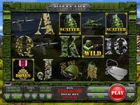 """Slot machine - """"Military"""""""