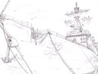 Slot Background Sketch
