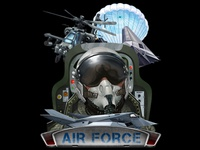 """Slot machine - """"Air force"""""""