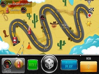 "Bonus game of the slot ""Route-66"""