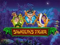 Splash Screen of the beginning of slot game
