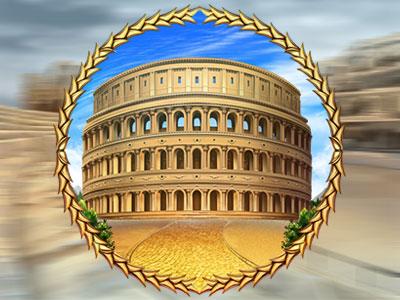 Online slot symbol - The Colosseum 🗡🗡🗡