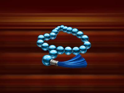 Buddhist rosary slot symbol