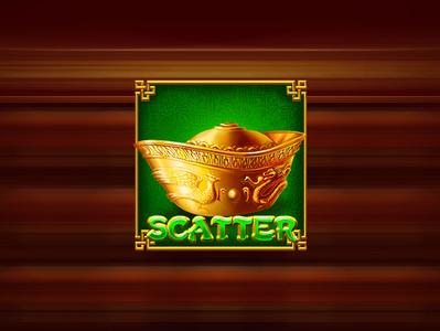 Treasure Bowl as a casino slot symbol 🎰🎰🎰