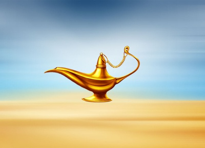Aladdin's Lamp - Slot Symbol 🏺🏺🏺