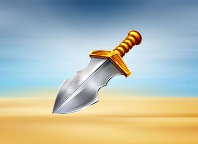 Aladdin's Blade