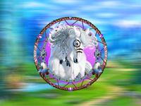 Indian Horse slot symbol