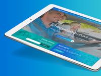 Naviextras Portal 4 home page