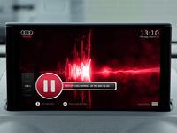 Audi infotainment system - Multimedia