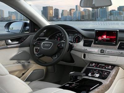 Audi infotainment system - Multimedia (preview) navigation application app dashboard infotainment car audi