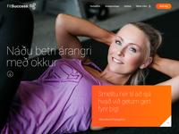 Fitsuccess Frontpage