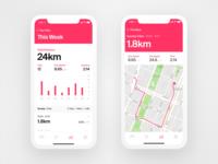 Cowboy App - Your Trips
