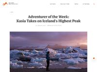 Adventurer otw blog post
