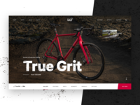 Lauf - True Grit Product Page