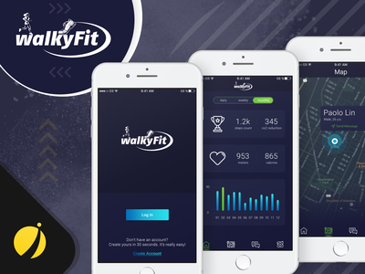 Walky Fit - get cryptocurrency while jogging app development services app development company app development development company development development agency android app development ios app development mobile app development iphone app development company ios app development company android app development company iphone app development