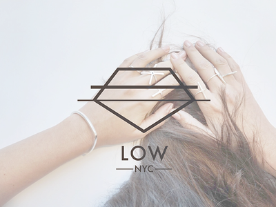 LOW #2 identity photography branding jewelry