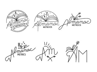 Almanac Metrics farm logo