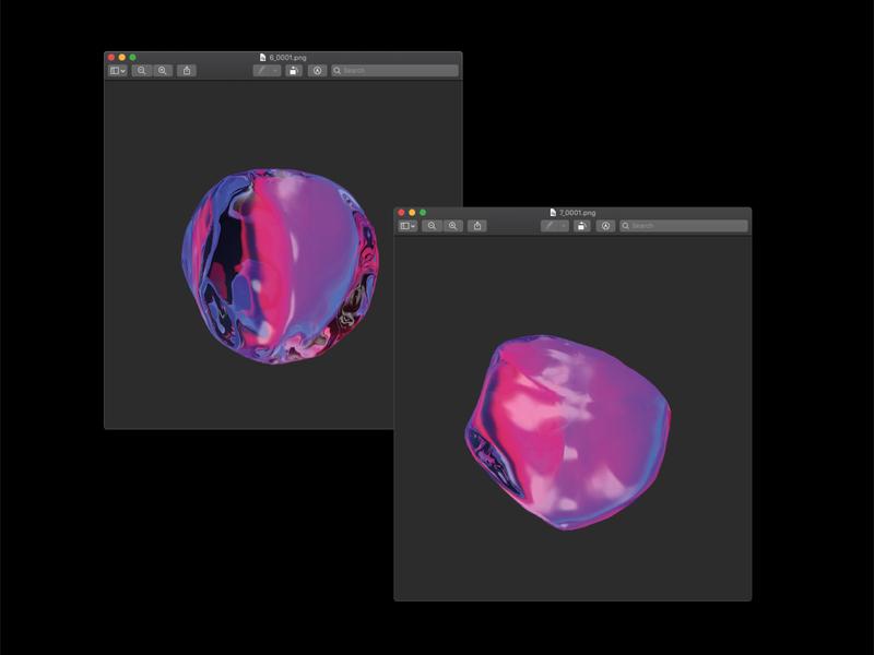 Abstract Colour Gradient 02 render motion design motion gradient design cinema4d animation abstract 3d animation 3d