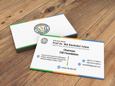 Business Card visiting card business card business card design creative design branding